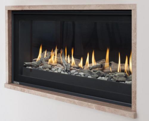 """Montigo Phenom 52"""" IPI Direct Vent Gas Fireplace"""