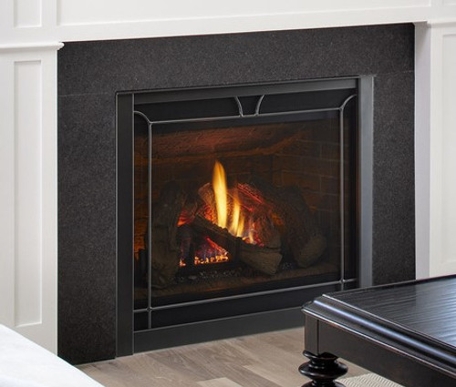 Heat & Glo 6000CL Direct Vent Gas Fireplace