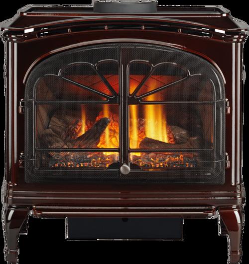 Heat and Glo Tiara II gas Stove