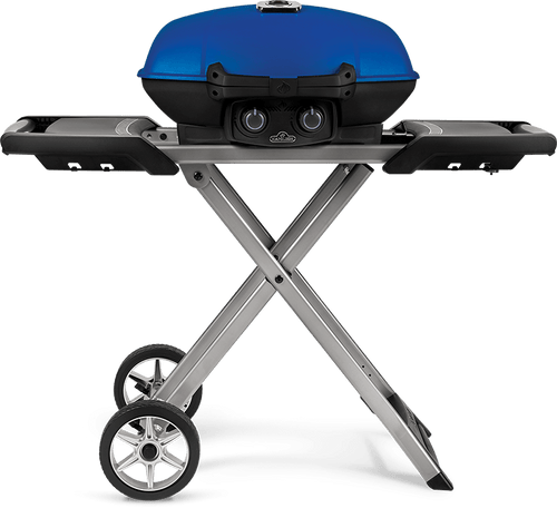 Napoleon TravelQ Pro285X Blue Propane Grill