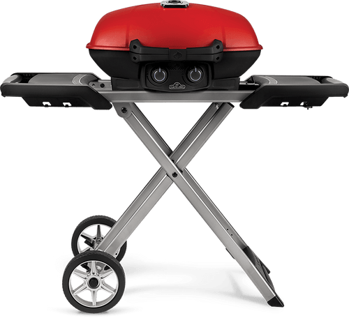 Napoleon TravelQ Pro285X Red Propane Grill