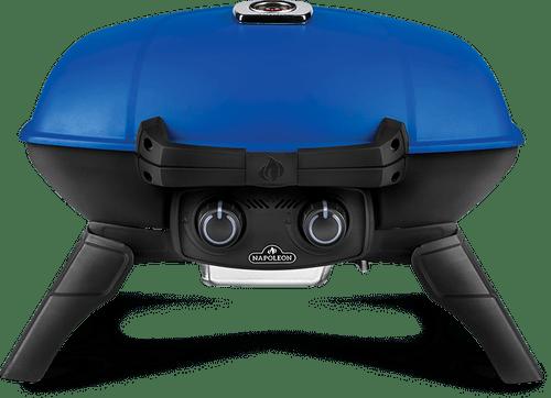 Napoleon TravelQ Pro 285 Blue Portable Gas Grill