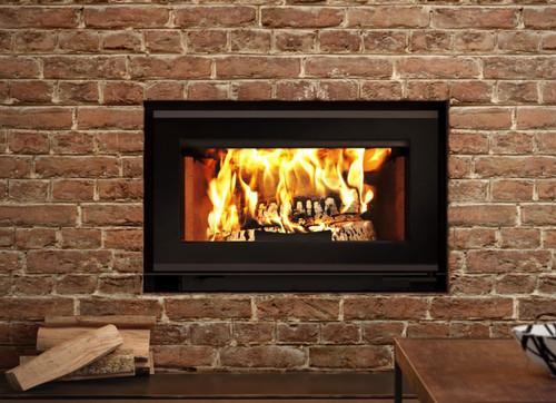 Valcourt Mundo II FP12 Wood Fireplace
