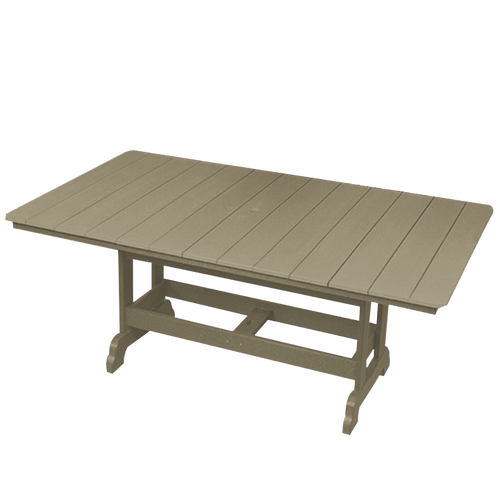 Kanyon Dining Height 6' Rectangle Table