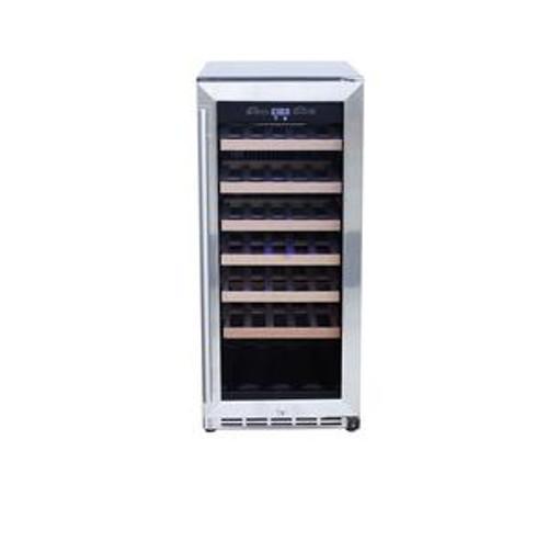 """Summerset 15"""" Outdoor Rated Wine Cooler"""