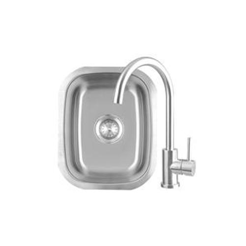 """Summerset 19x15"""" Undermount Sink"""