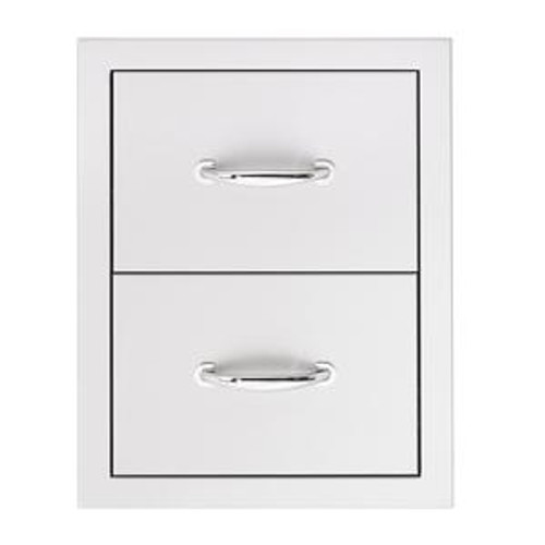 """Copy of Summerset 17"""" Double Drawer"""