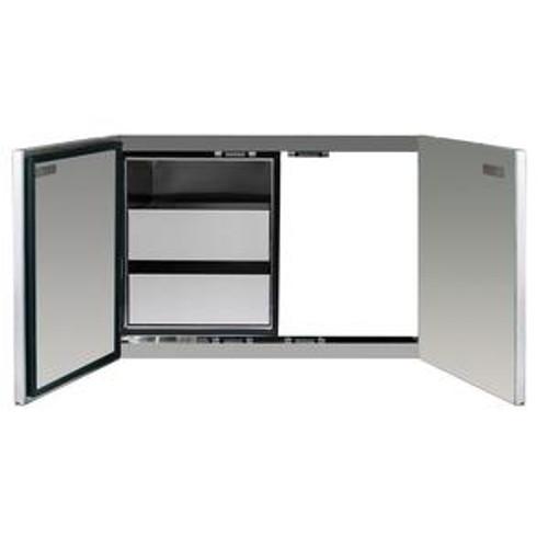 """Summerset 36"""" 2-Drawer Dry Storage Pantry & Access Door Combo"""