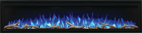 Entice™ 72 Electric Fireplace