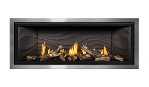 Mendota ML54 Decor Linear Direct Vent Gas Fireplace