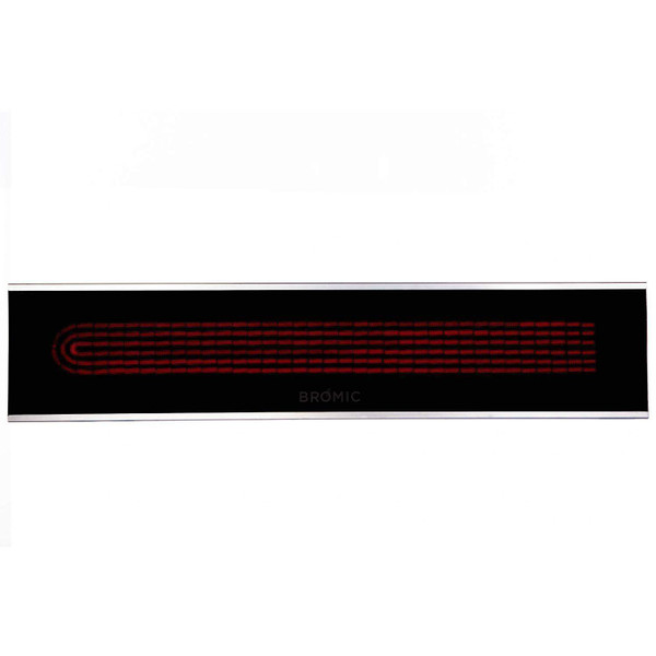 Bromic Platinum 2300W ELectric Heater - Black