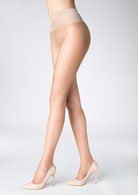 Sheer  to waist Summer stockings EXCLUSIVE MAKE-UP 10  Glace