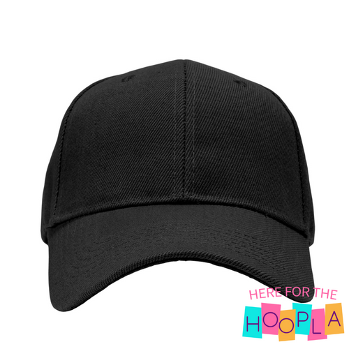 Embroidery: Hat Front