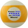 Custom Pool Balls Set - Personalized Image