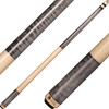 Lucasi Cues - Smoke Grey Birdseye and Natural Maple Handle LZC5
