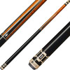 Lucasi Cues - Antique Curly Maple with Black Points and Bone Inlays LZSE3