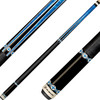 Players Cues - Blue White Cross C-985
