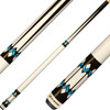 Players Cues - Midnight Black with Ivory Points G3355