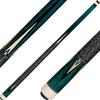 J Pechauer Cues R Series Turquoise Stain JP09