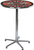 Harley Davidson Pub Table - Winged Bar and Shield Cafe Table