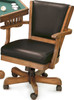 Imperial Game Chair - Antique Walnut
