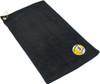 Ozone Billiards 9 Ball Towel - Black - Free Personalization