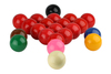 Economy Snooker Billiard Balls