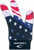 Longoni Billiard Glove USA Flag - Left Bridge Hand