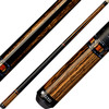 Lucasi Cues Exotic Bocote and Mystic Black