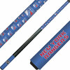 New York Rangers Cue and Case Set