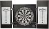 Jack Daniels Dartboard Cabinet Set