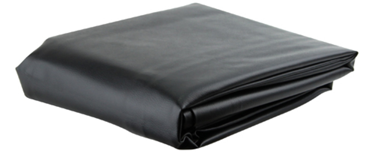 Ozone Black Leatherette Pool Table Cover 8 5 Foot Ozone Billiards