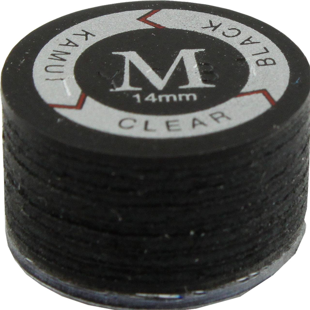 medium KAMUI Clear Black tip