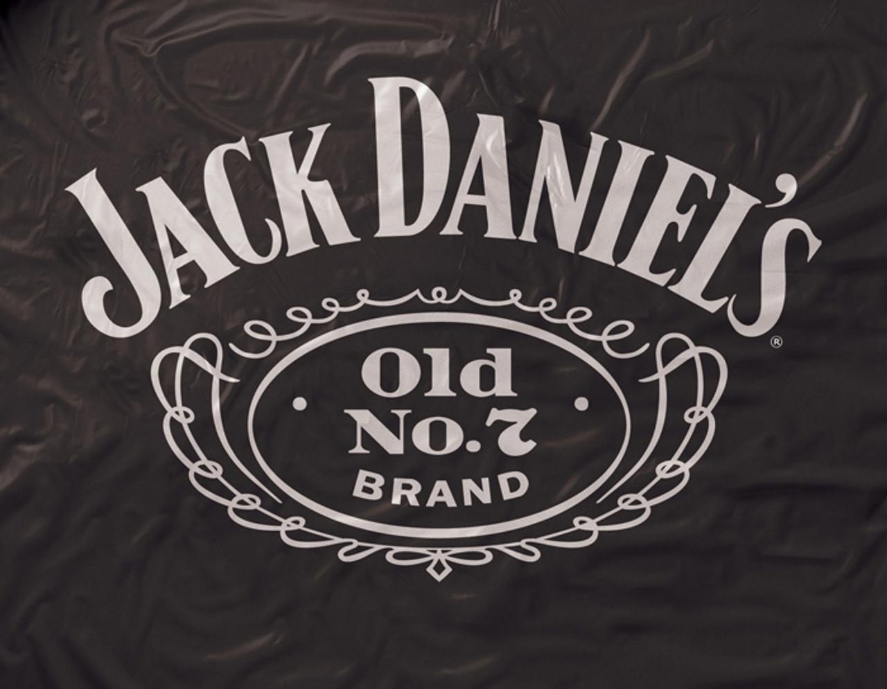 Jack Daniels Old No 7 Pool Ball Black