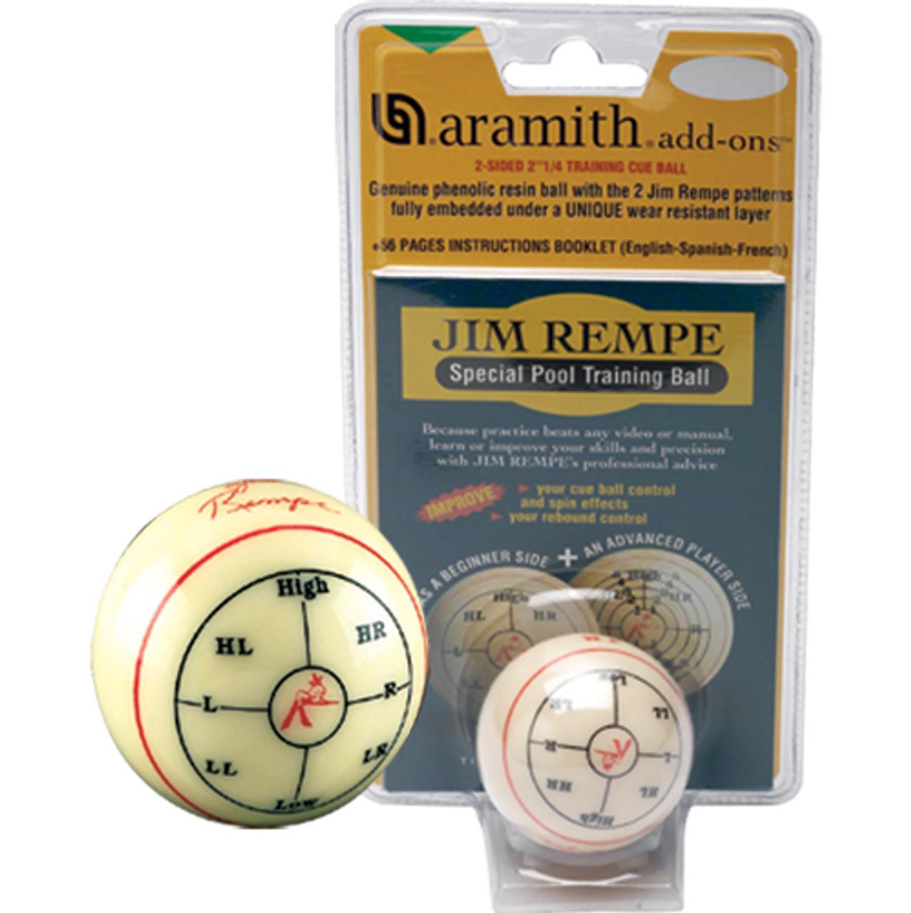 Aramith Jim Rempe Training Ball