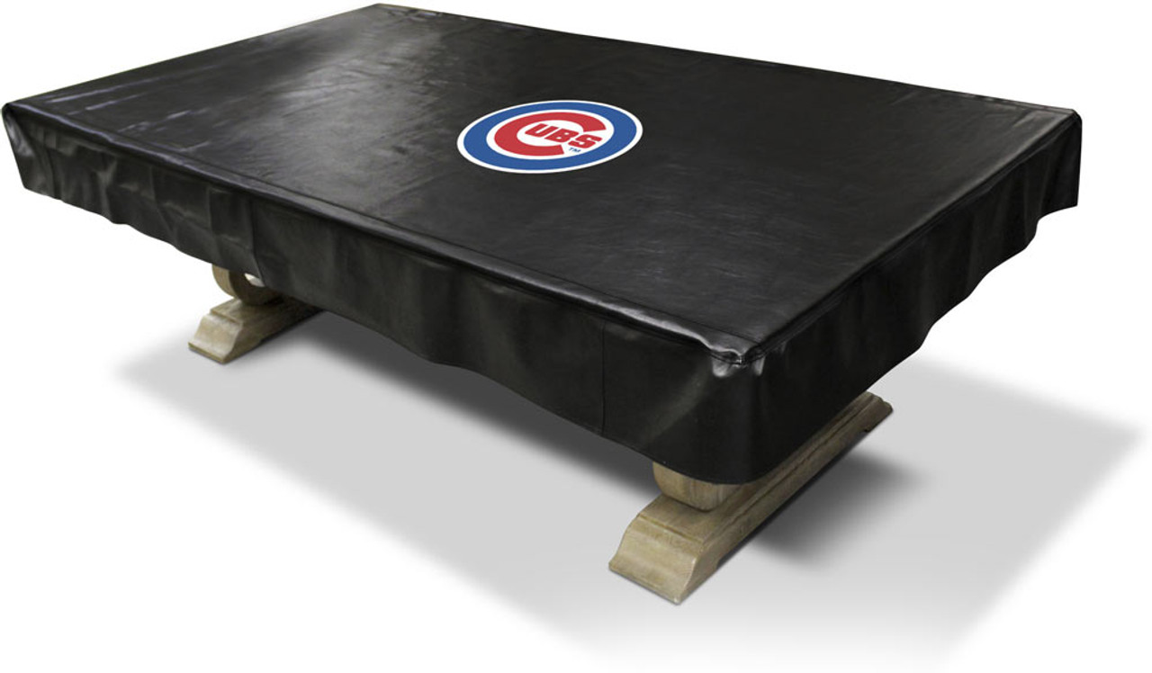 Chicago Cubs Pool Table Cover Ozone Billiards