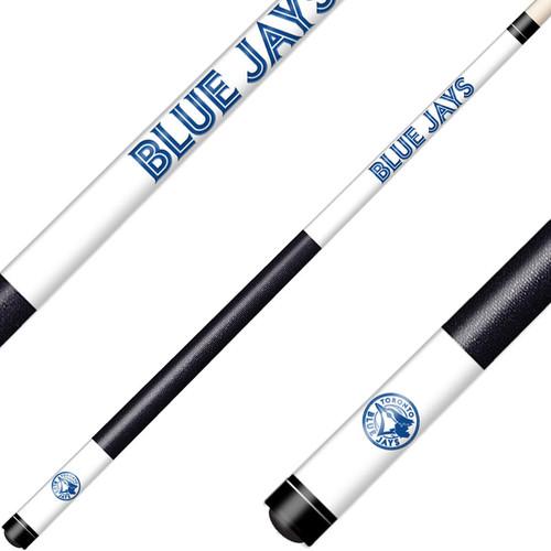 Toronto Blue Jays Cue Laser Etched Billiard Cue