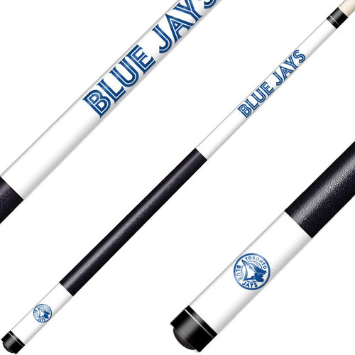 Toronto Blue Jays Laser Etched Billiard Cue