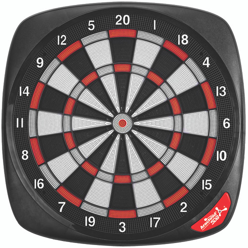 Arachnid Electronic Dartboard - Soft Tip Smart Electronic with Online Game Play SDBA4000