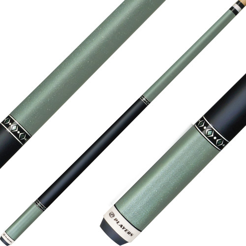 Players Cues - Metallic Green C604