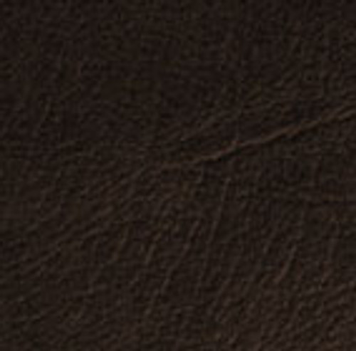 Dark Brown Leather Wrap - Textured