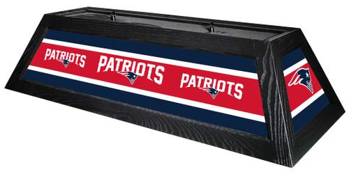 New England Patriots Pool Table Light