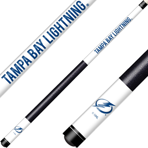 Tampa Bay Lightning Cue Laser Etched
