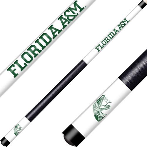 Florida A&M University Cue Laser Etched