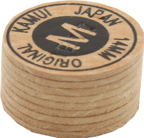 Kamui Original Laminated Leather Tips - Medium