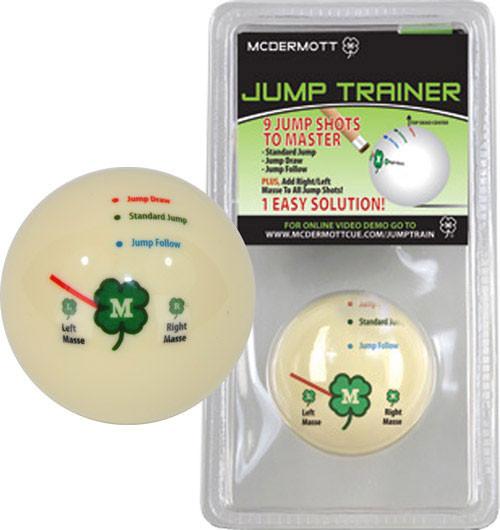McDermott Jump Trainer Cue Ball