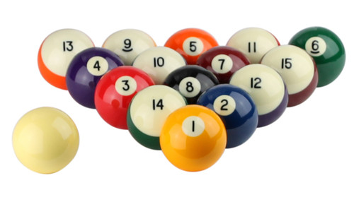 Aramith Crown Belgian Pool Balls