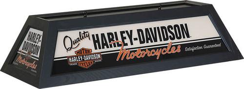 Harley-Davidson Pool Table Light - Black Finish