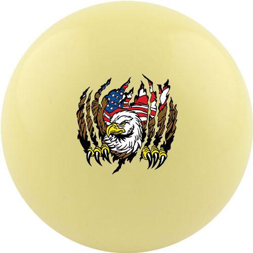 Custom Cue Ball - Eagle Rip