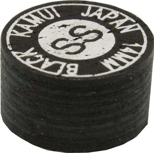 Kamui Black Laminated Leather Tips - Super Soft